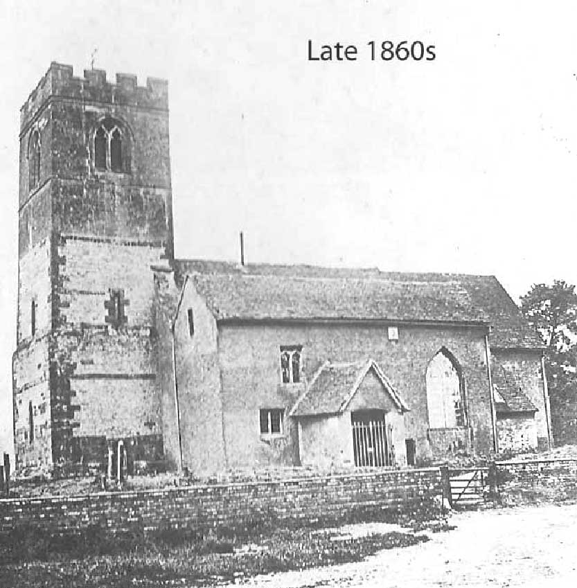 Marton Church